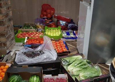 Fruit baskets Greenock