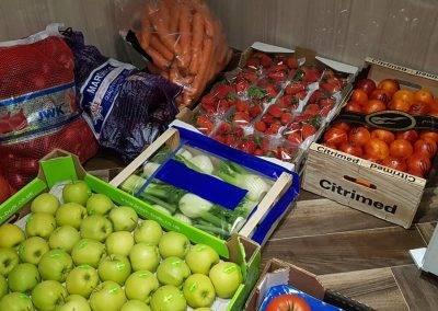 Fruit baskets in Greenock