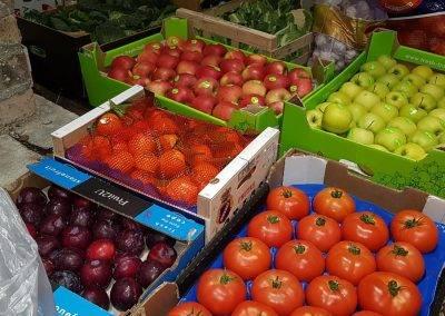 Fruit delivery online Greenock