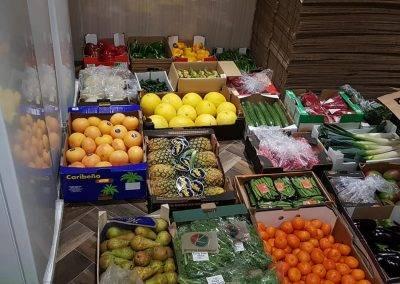 Order fruit and veg online