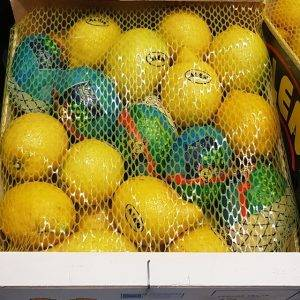 lemon fruit delivery Greenock, Inverclyde