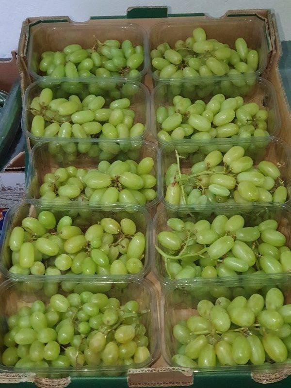green grape fruit delivery Greenock, Inverclyde