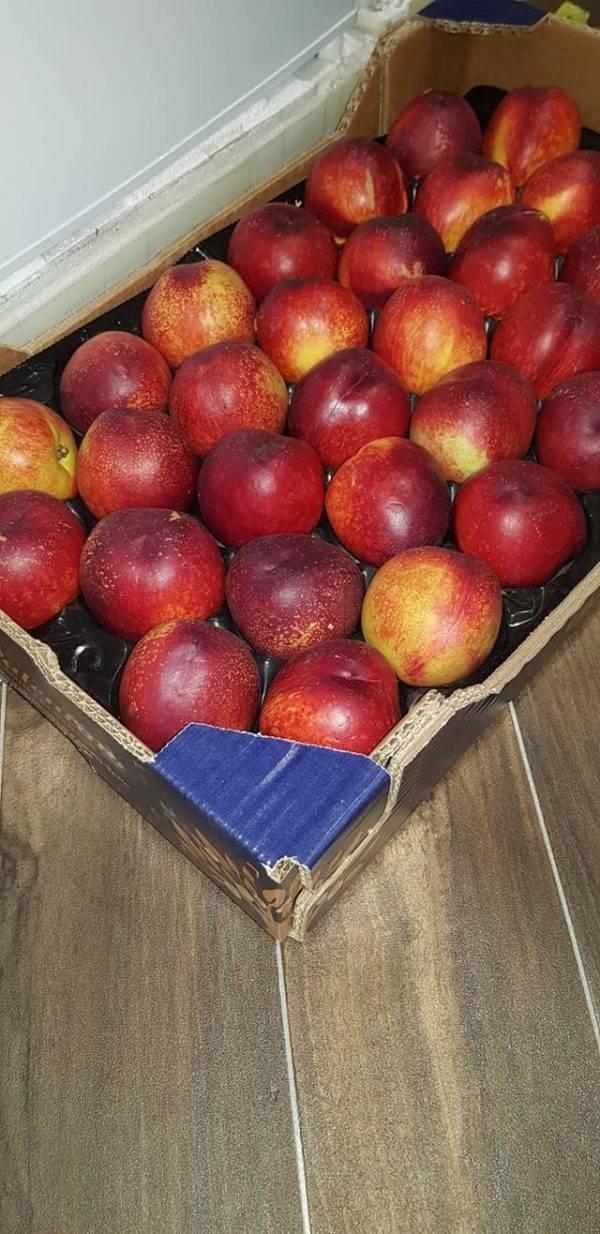 nectarine fruit delivery Greenock, Inverclyde
